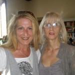 Marzia Carocci e Silvia Papucci